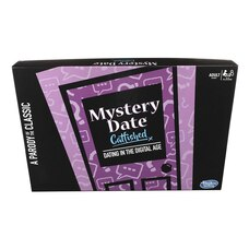 Hasbro® Adult Parody Board Game Mystery Date Catfished (Indigo Exclusive)