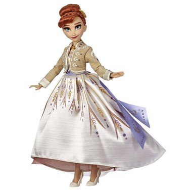 FROZEN 2 DELUXE FASHION ANNA
