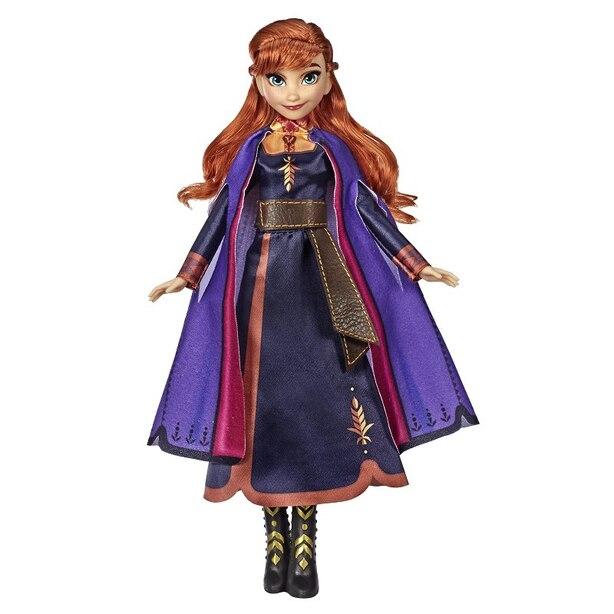 Frozen 2 Singing Doll Anna