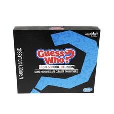 Guess Who Parody Game
