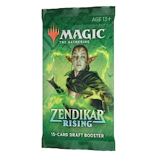 Magic The Gathering ZENDIKAR RISING BOOSTER