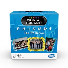 Trivial Pursuit: Friends the TV Series Edition Game