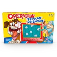 Opération Vétérinaire avec sons rigolos, on retire les objets ou c'est la sonnerie, pour enfants, à…
