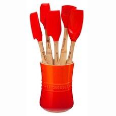 Le Creuset Revolution® 6 Piece Set- Flame