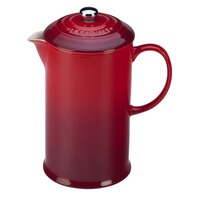Le Creuset French Press - Cherry
