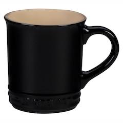 Le Creuset Rustic Mug - Licorice