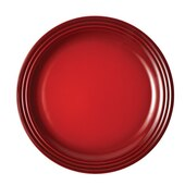 Le Creuset Dinner Plates Set of 4 - Cherry