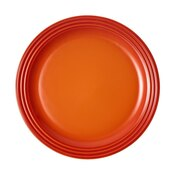 Le Creuset Dinner Plates Set of 4 - Flame