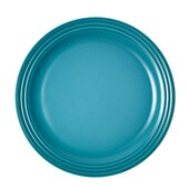 Le Creuset Dinner Plates Set of 4 - Caribbean