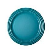 Le Creuset Salad Plates Set of 4 - Caribbean