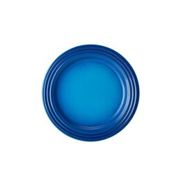 Le Creuset Salad Plates Set of 4 - Blueberry