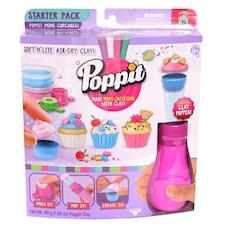 Poppit Mini Cupcakes Starter Kit