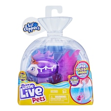 Little Live Pets Lil' Dippers Single Pack Seaqueen