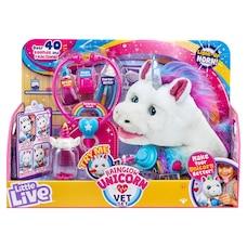 Little Live Pets Vet Set Rainglow Unicorn