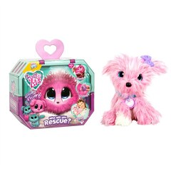 Live Little Pets™ Scruff-a-Luv™ Rescue and Reveal Pet Series 1 Pink