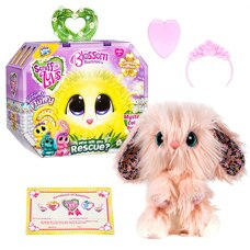 Scruff-a-Luvs™ Rescue and Reveal Pet Blossom Bunny