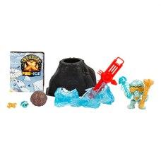 Treasure X Fire vs. Ice