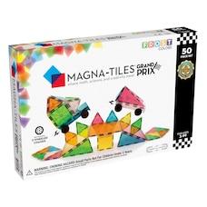 Ensemble Grand Prix 50 Pièces Magna-Tiles Frost