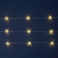 """Blue Octopus String Lights - 144"""""""