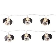 "Dog String Lights - 96"""