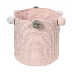 LORENA CANALS BUBBLY BASKET, PINK