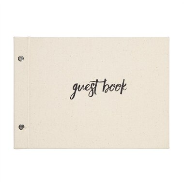 Inked Guest Book