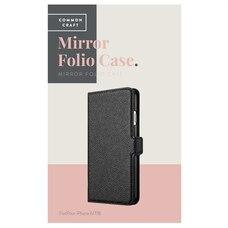 Common Craft Mirror Folio Case for iPhone 6/7/8 Black