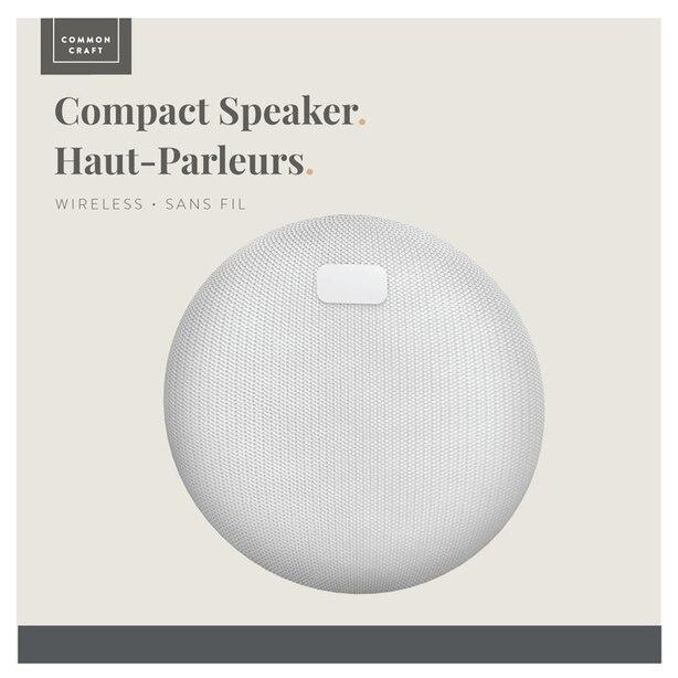 Common Craft Compact Speaker