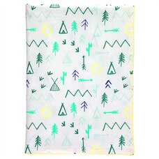 Meri Meri Duvet Cover Organic Cotton Campground