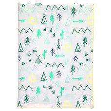 Meri Meri Duvet Cover Organic Cotton Campground