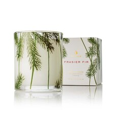 THE THYMES FRASIER FIR PINE NEEDLE POURED CANDLE