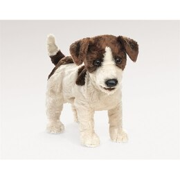 Jack Russell Terrier Puppet