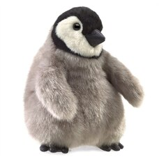 Folkmanis® Puppet Baby Emperor Penguin