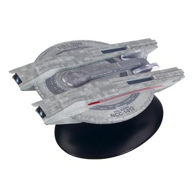 Star Trek: Discovery #9 USS Shran NCC-1413 - Collector's Model