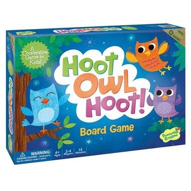 Hoot Owl Hoot Cooperative Board Game