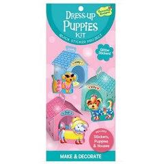 DRESS UP PUPPIES Sticker KIT