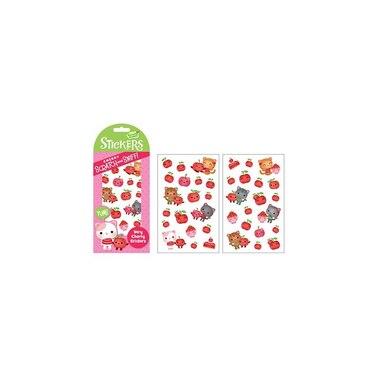 Very Cherry Scratch & Sniff Stickers