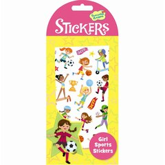 GIRL SPORTS STICKERS