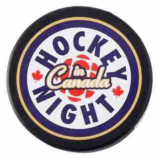 NEW HOCKEY NIGHT IN CANADA BOTTLE OPENER