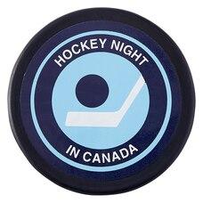 VINTAGE HOCKEY NIGHT IN CANADA PUCK BOTTLE OPENER