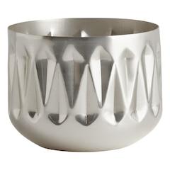 Illume® Radiant Metal Candle - Balsam & Cedar
