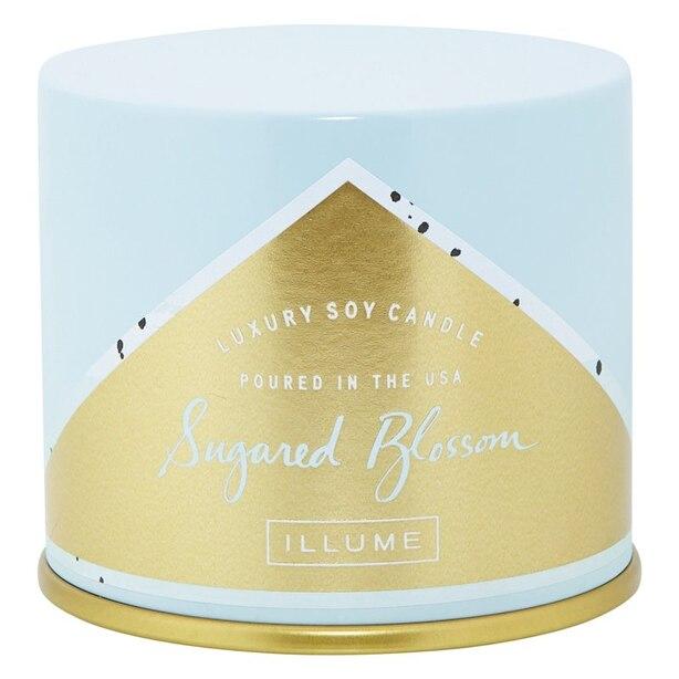 ILLUME® VANITY TIN CANDLE - Sugared Blossom