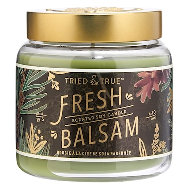 Illume Fresh Balsam Jar Candle by Illume