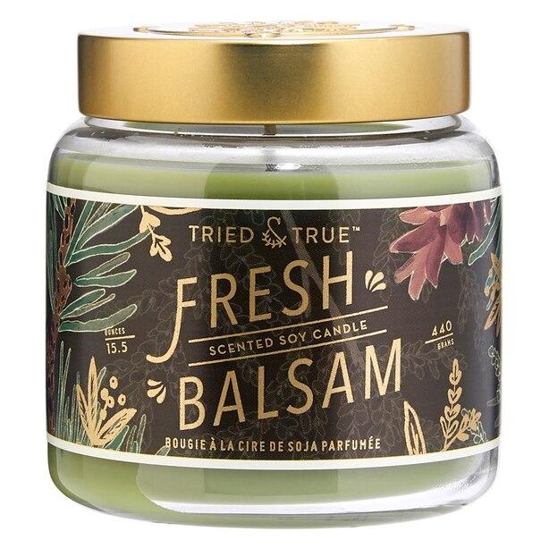 ILLUME FRESH BALSAM JAR CANDLE