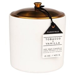 Paddywax® Hygge Candle - Tobacco & Vanilla
