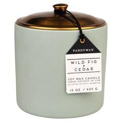 Paddywax® Hygge Candle - Wild Fig & Cedar