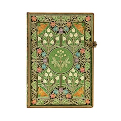 PAPERBLANKS POETRY IN BLOOM MIDI LINED JOURNAL