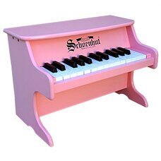 Schoenhut 25 Key My First Piano II (pink)