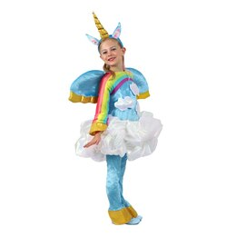 Kids Costume Candy Catchers Unicorn in the Clouds Size XS