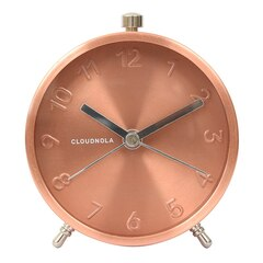 Cloudnola® Glam Clock - Copper